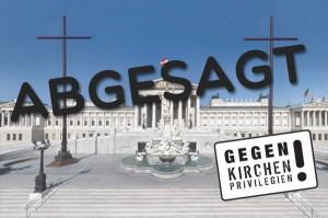 Parlaments-Kirche-Abgesagt